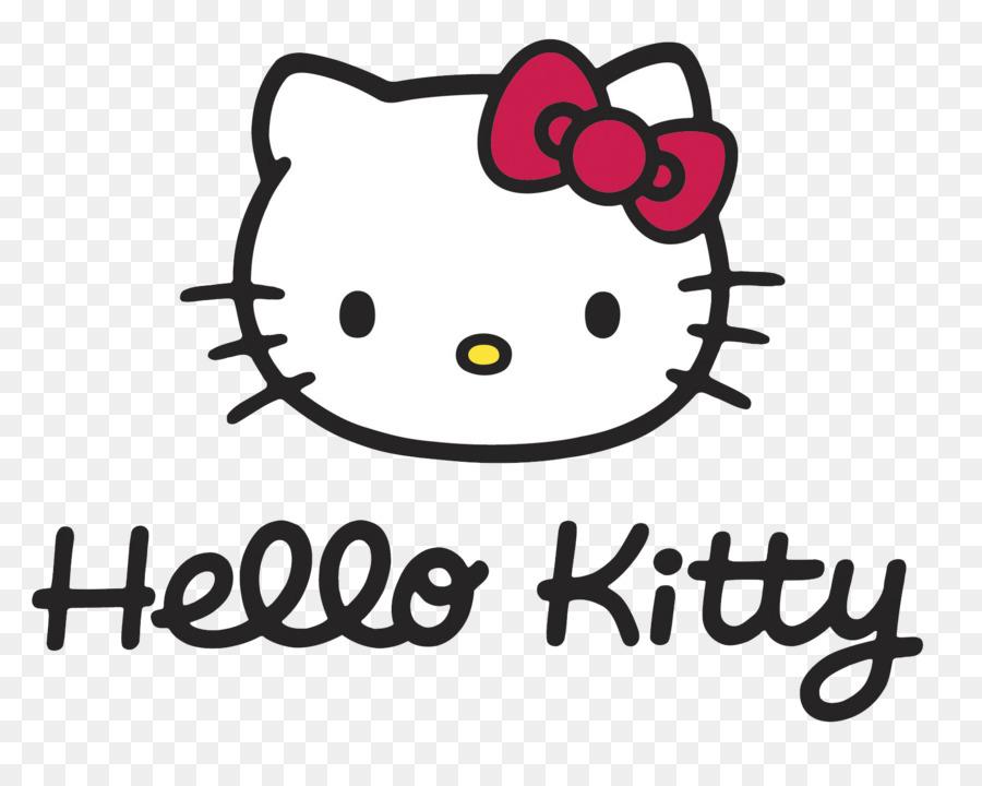 hello kitty logo image vector graphics clip art hello kitty rh kisspng com Actual Hello Kitty Logo Hello Kitty Bow Logo