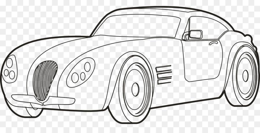 Araba Küçük Resim Defteri Taşıma Boyama çizim Araba Png Indir