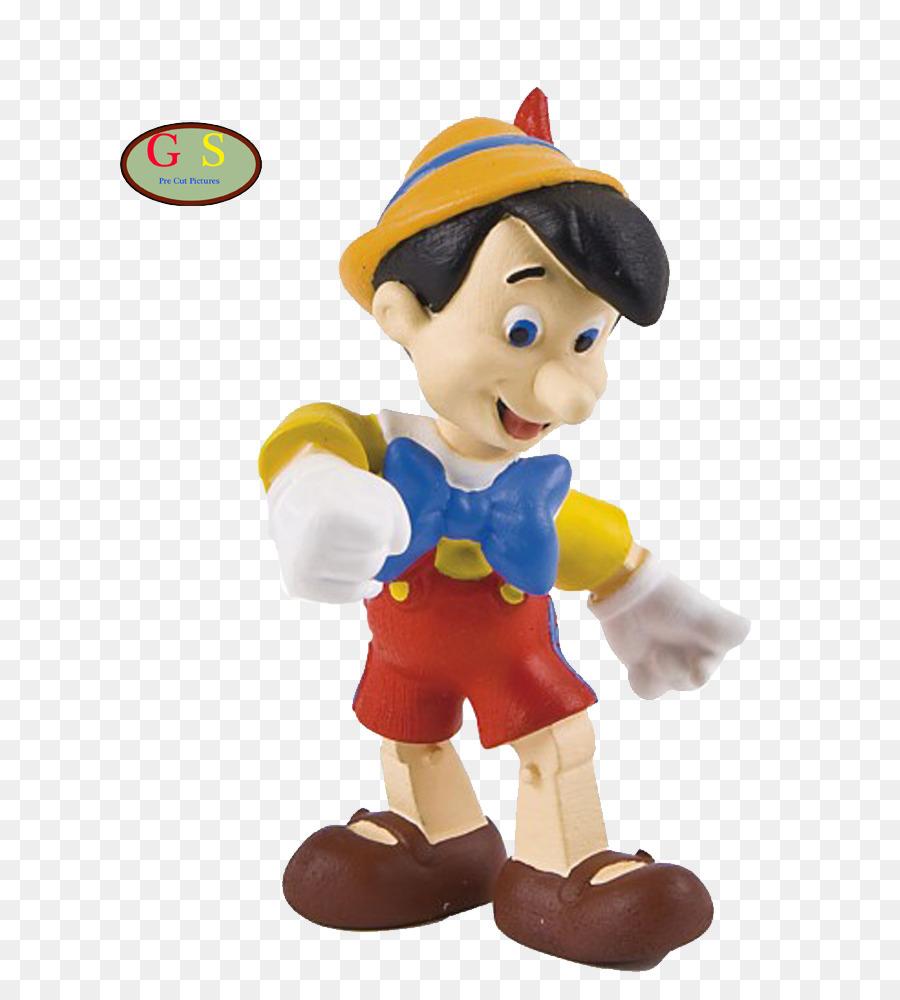Pinocchio Figuren Von Walt Disney Geppetto Toy Pinocchio Png