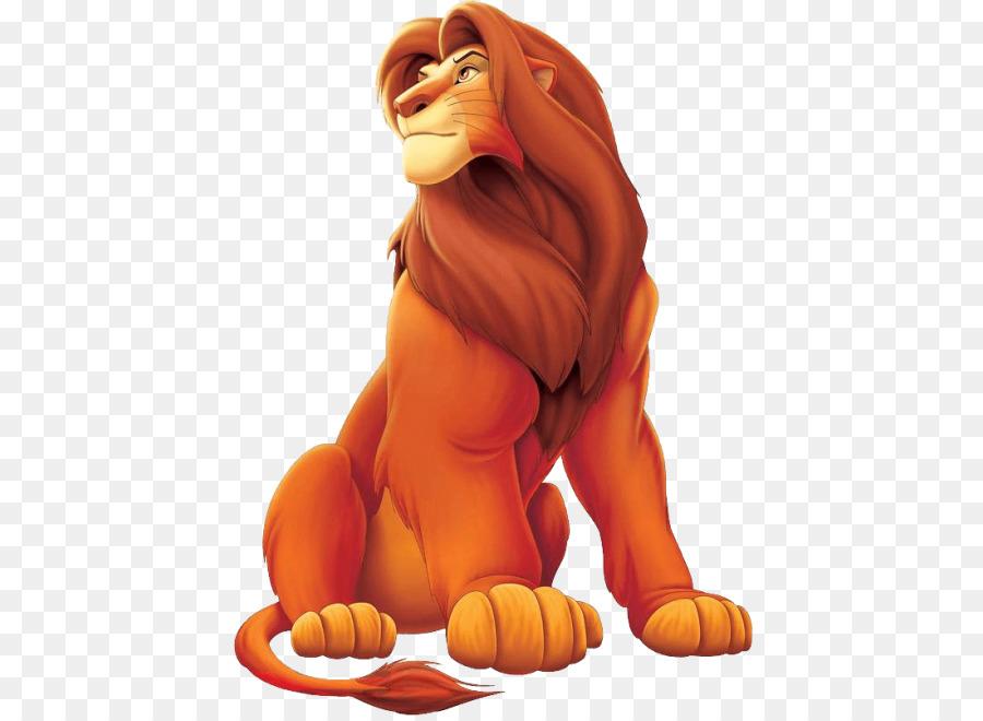 simba mufasa the lion king nala lion png download 480 655 free