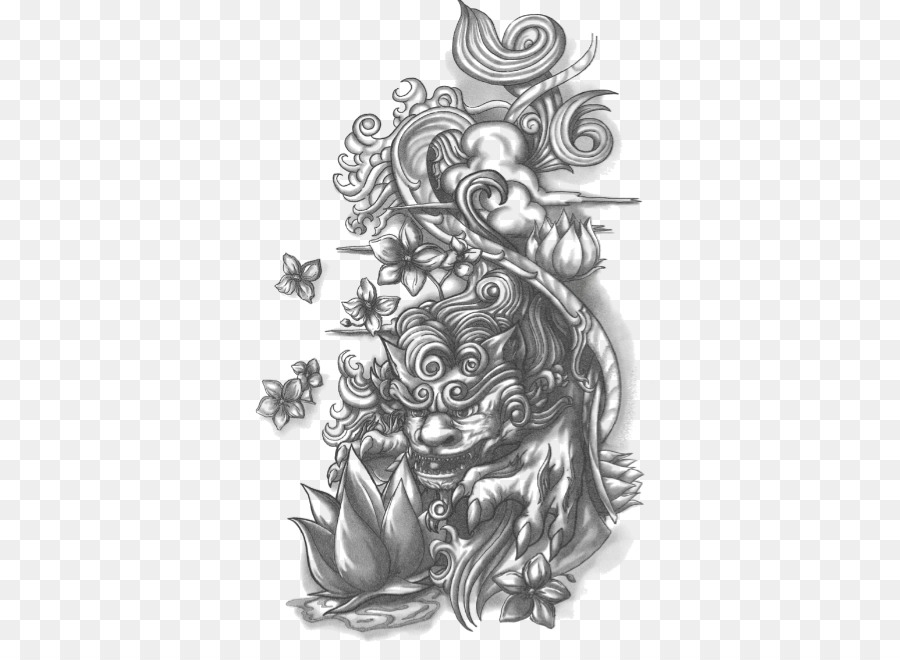 Sleeve Tattoo Irezumi Design Tattoo Removal Design Png Download