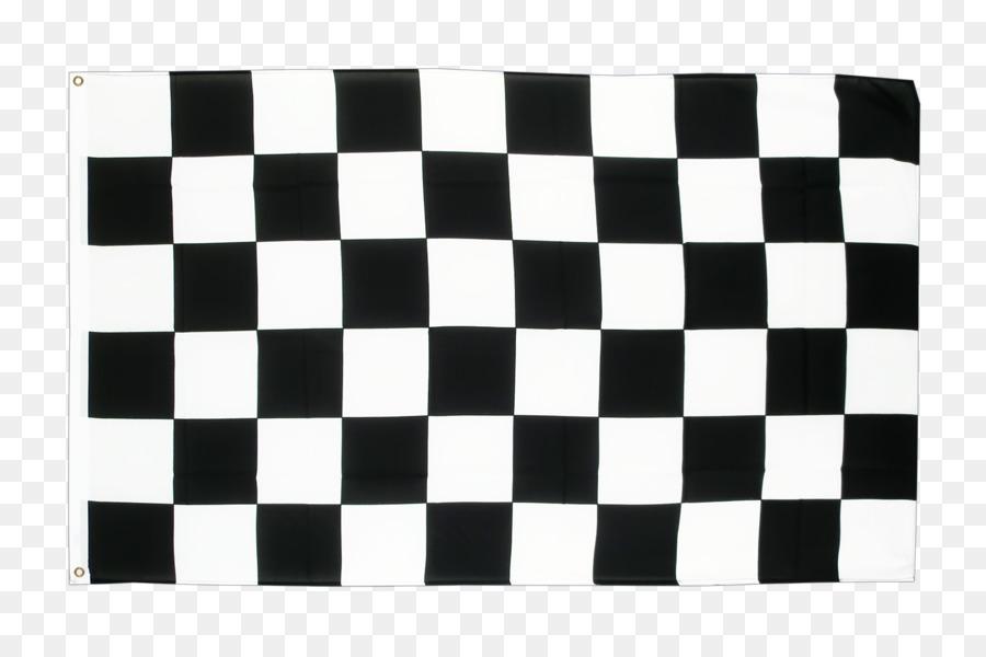 Check Auto Racing Drapeau A Damier Flags