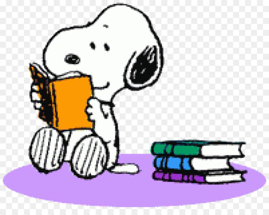 snoopy peanuts reading woodstock book book png download 1000 781 rh kisspng com Shower Clip Art Shower Clip Art