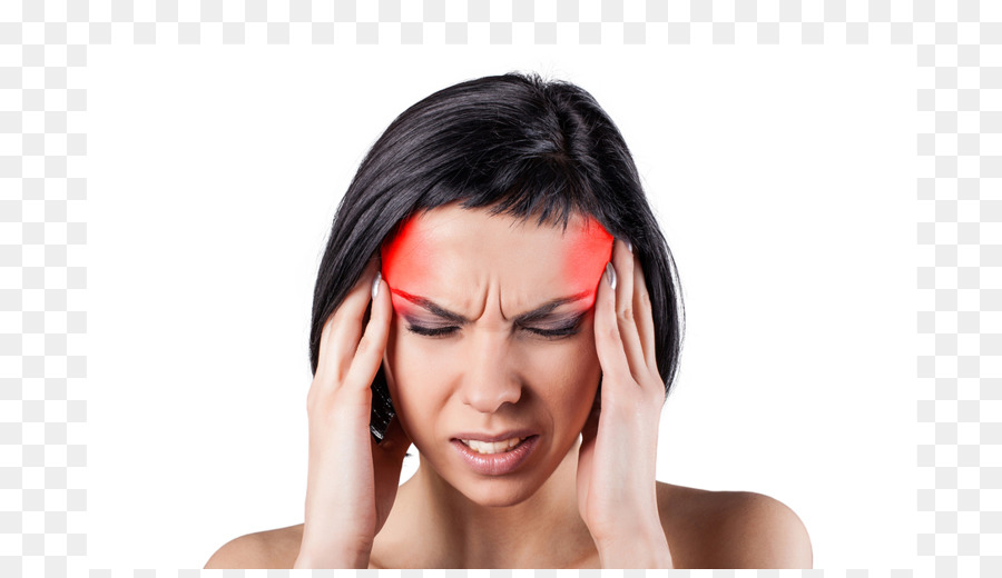 Pain in back and migraine headache