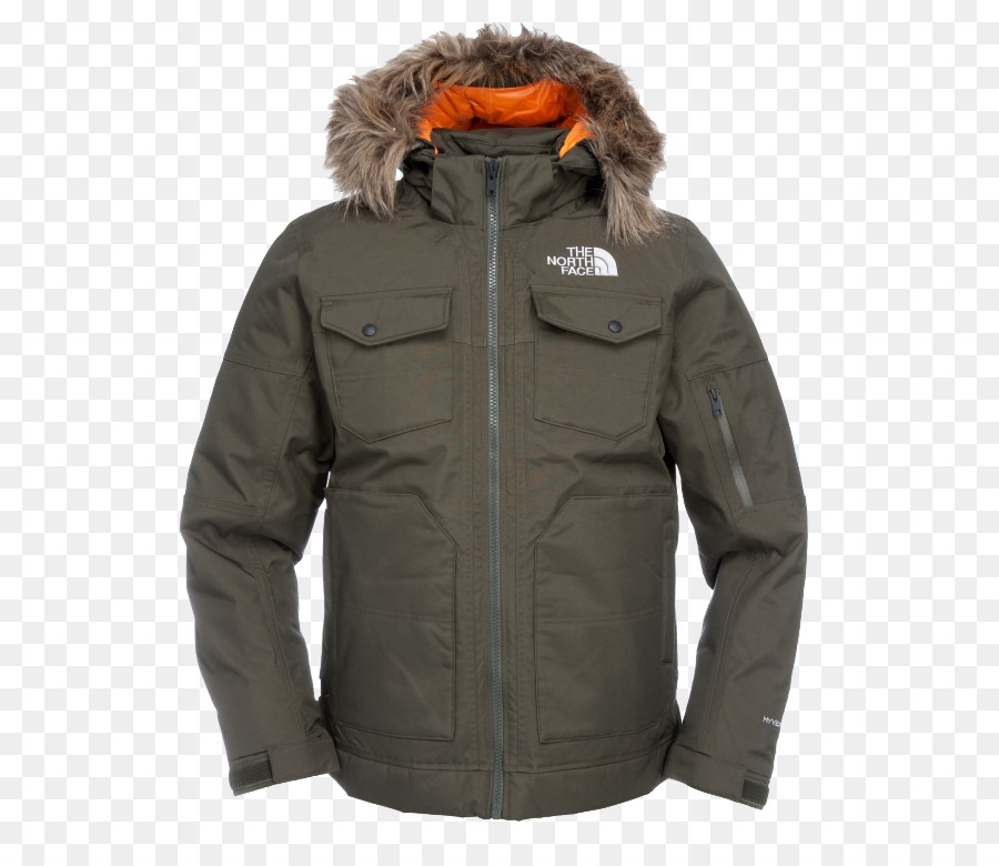new styles 191f2 0aad7 Jacke The North Face Daune Mantel Parka - Jacke png ...