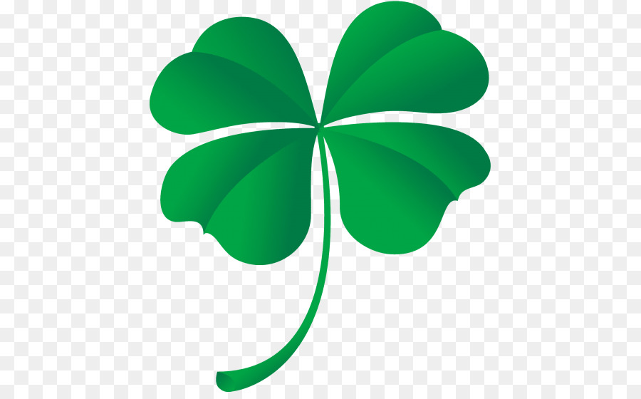 four leaf clover clip art luck vector graphics clover png download