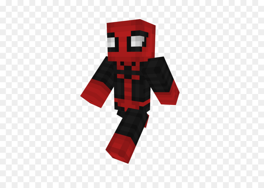 Fiction Character Batman Beyond Skin Minecraft Png Download - Skins para minecraft pe de spiderman