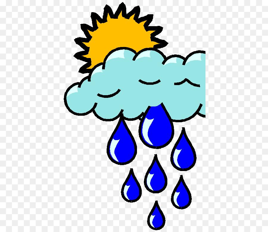 Rain Clip Art Cloud Cuaca Badai Hujan Unduh Daun Organisme