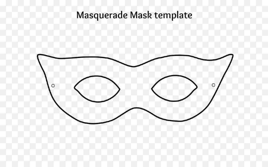 Topeng Masquerade Bola Mata Wajah Buku Mewarnai Masker Unduh
