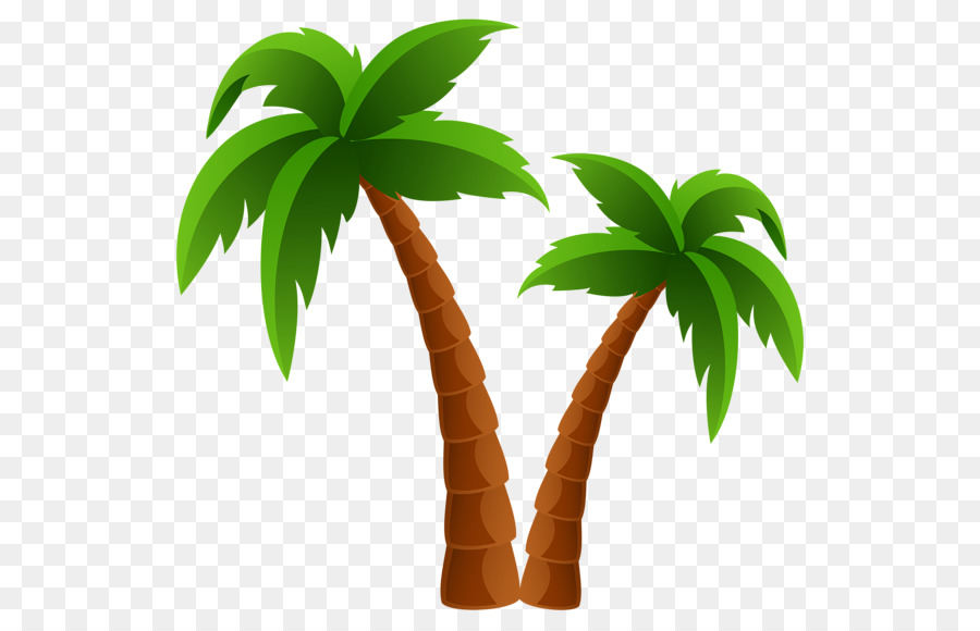 Clip Art Christmas Palm Trees Openclipart California Palm Tree Png