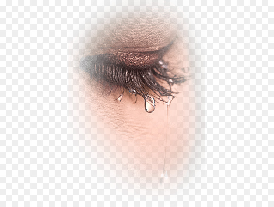 Tears Soul Eye Pain Poetry Eye Crying Png Download 450677