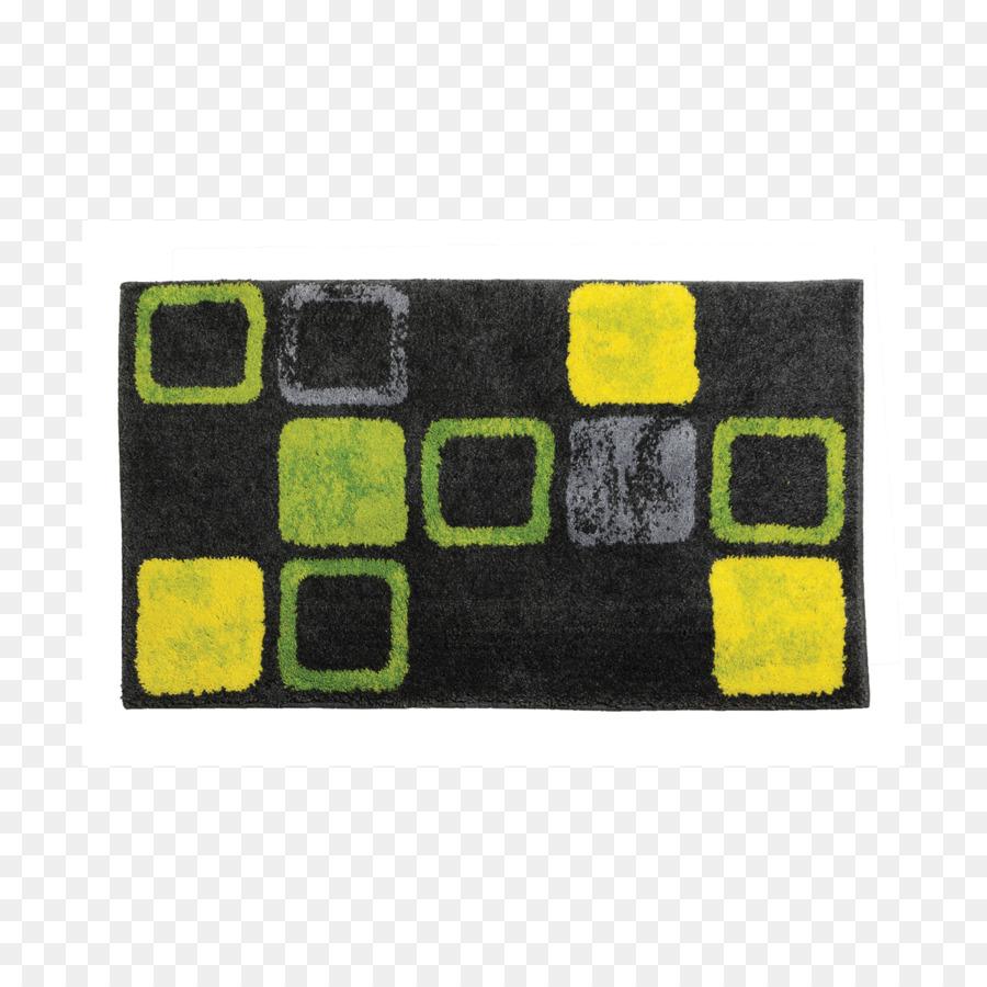 Schwarz Grau Checker Muster Rich Multi Color Plusch Badezimmer