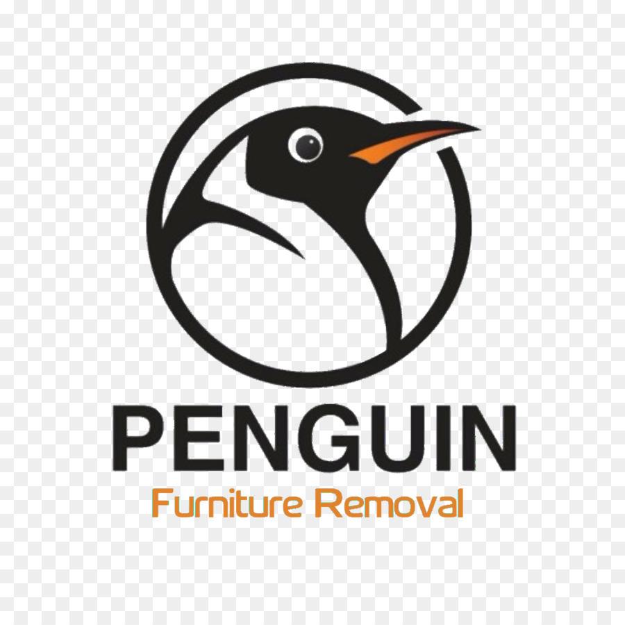 Penguin Logo Brand Font Beak Penguin Png Download 10801080