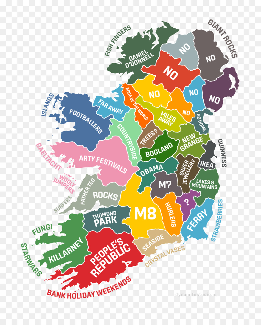 Map Of Ireland And Counties.Counties Of Ireland County Carlow Stereotype Map County Fermanagh