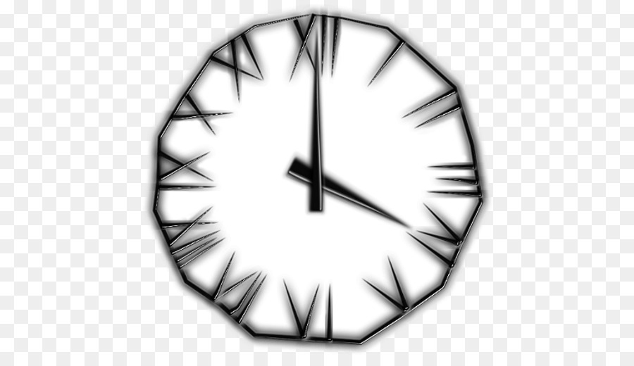 Gold Clock Live Wallpaper Transparent Time Image