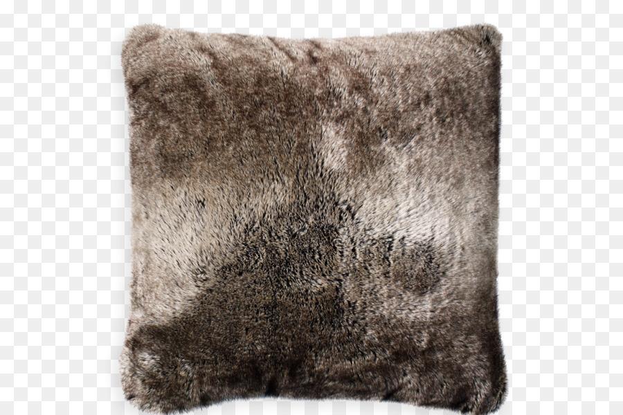 Throw Pillows Cushion Fur Chair   Pillow