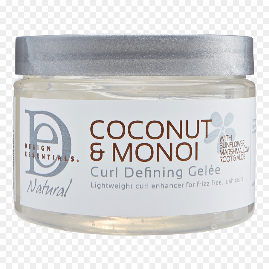 Design Essentials Coconut Monoi Curl Defining Gelee Design