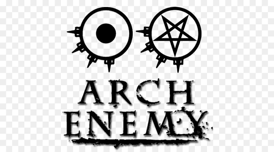 Arch Enemy Logo Symbol Sign Heavy Metal Symbol Png Download 500