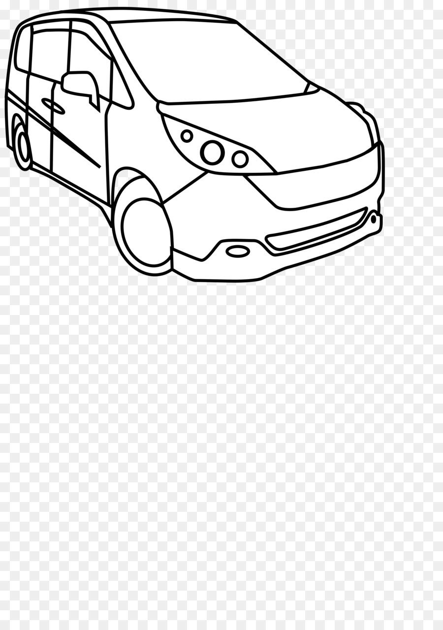 Concept car Ausmalbild Coloring book Vehicle - car png download ...