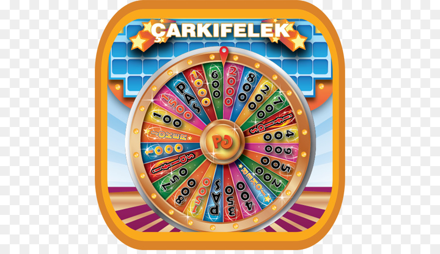 Wheel Of Fun Turkish Circle png download - 512*512 - Free