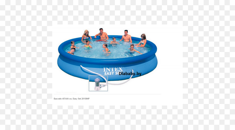 Intex Easy Set Pool Swimmingpools Garten Jilong Runde Aufblasbare
