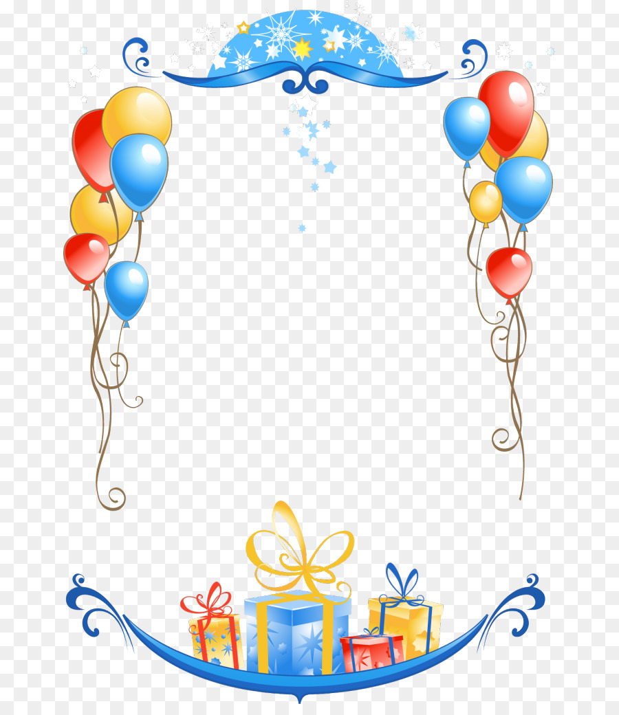 Clip Art Birthday Picture Frames Portable Network Graphics Greeting