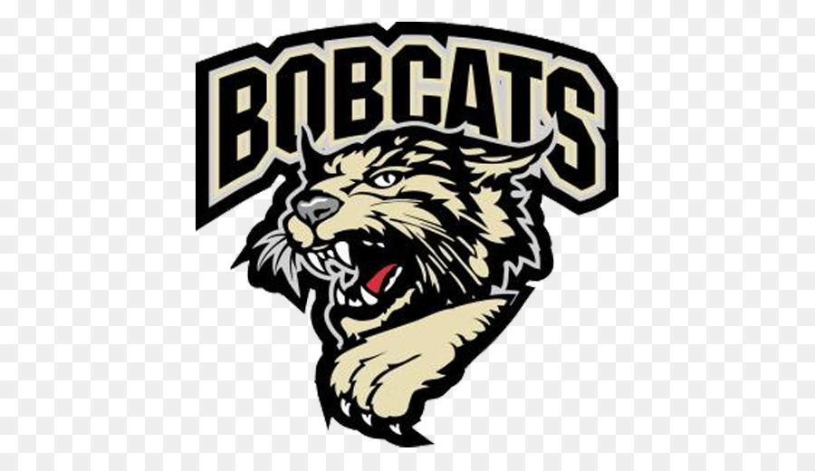 Tiger Bismarck Bobcats Logo Ice Hockey Roar Tiger Png Download