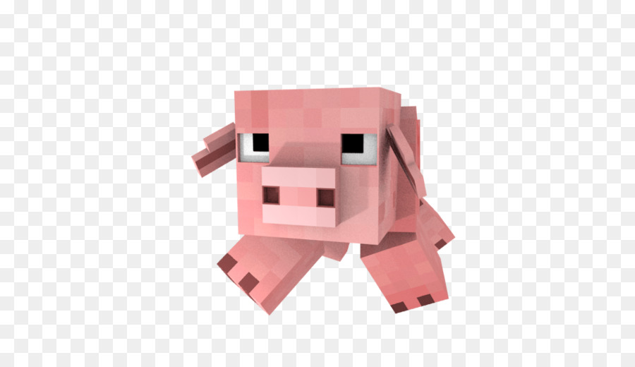 Minecraft Portable Network Graphics Image Game Pig Pig Transparent