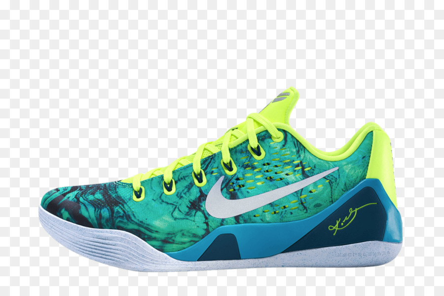 save off 4579d 92f1d Nike, Lebron 11 Low, Sneakers, Footwear, Green PNG