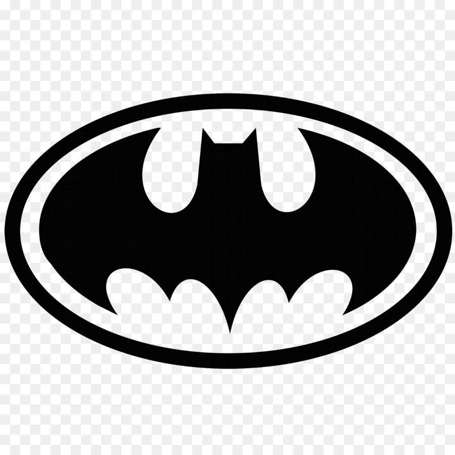 Batman Bat-Señal de Calcas Logotipo de gráficos Vectoriales - Los ...