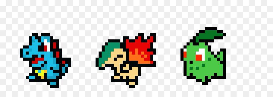 Pokémon Pixel Art Johto Image Minecraft Pixel Art Pokemon Png
