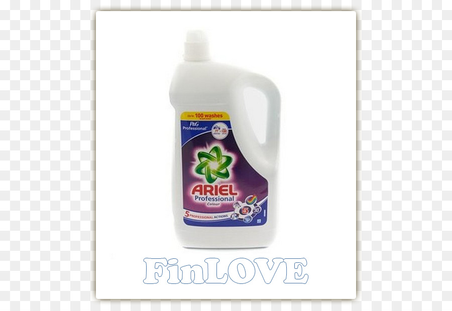 ariel laundry detergent with downy png download - 618*618