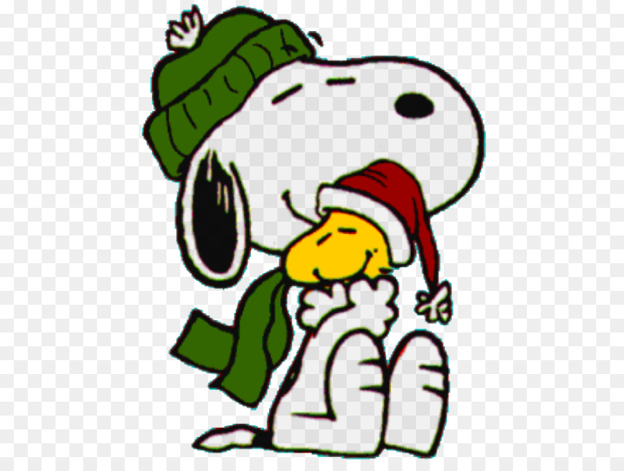 Snoopy, Woodstock Clip Art De Navidad Cacahuetes - Snoopy png dibujo ...