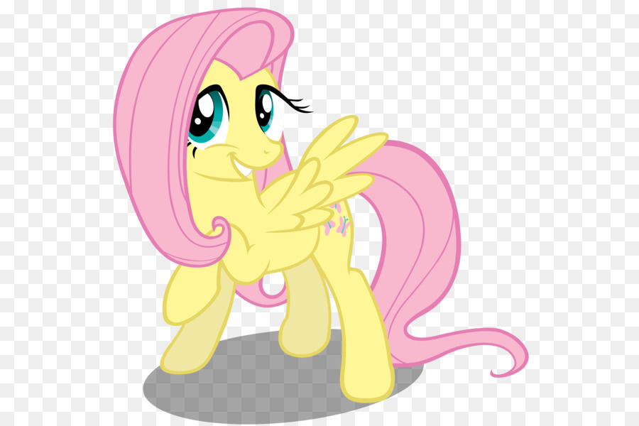 My Little Pony Fluttershy Pinkie Pie Image Wings Mlp Png Download