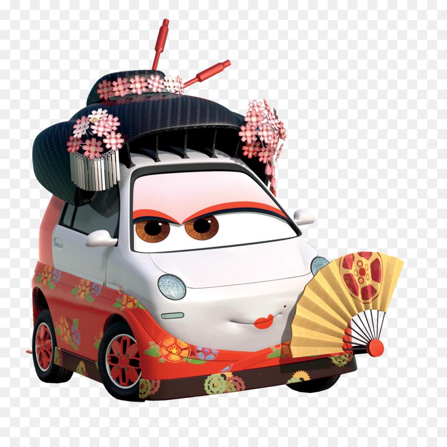 Mater Lightning McQueen Cars Japon - voiture téléchargement