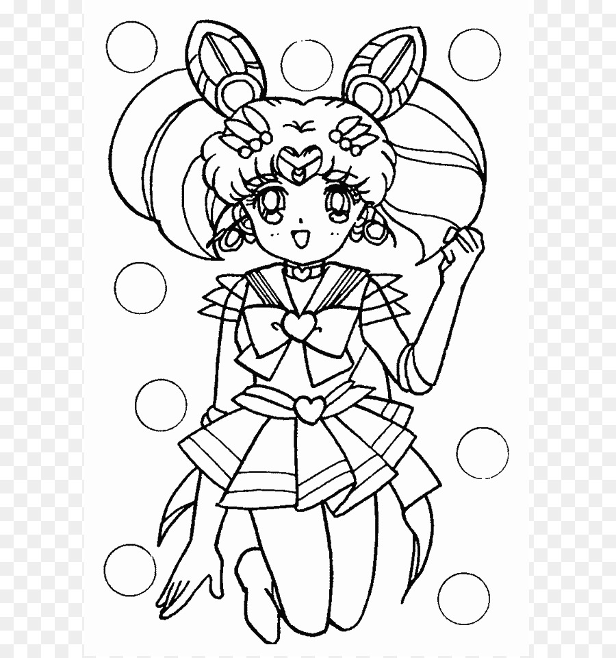 Chibiusa Sailor Moon Luna Drawing - sailor moon png download - 718 ...