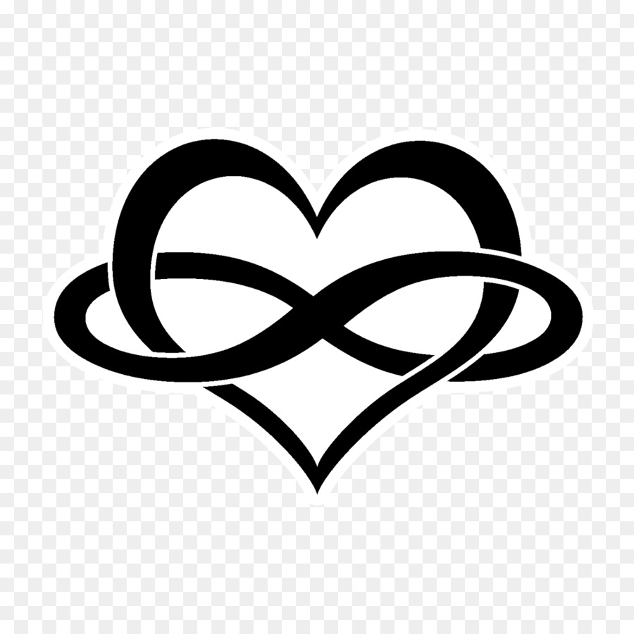 Polyamory Infinity Symbol Love Tattoo Symbol Png Download 1400