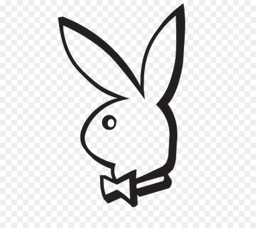 Playboy Bunny Clip Art GIF Logo