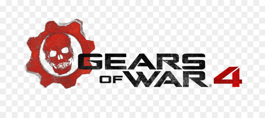 Gears Of War 4 Xbox One Video Games Logo God Of War Symbol Png