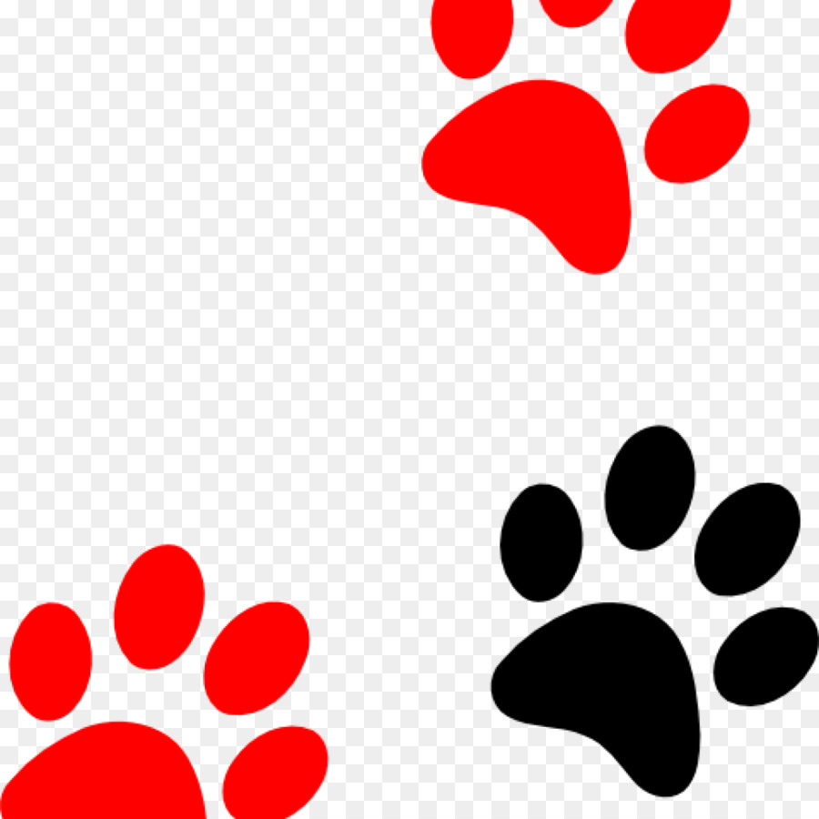 cão de clip art pata t shirt gato cachorro transparente vermelho