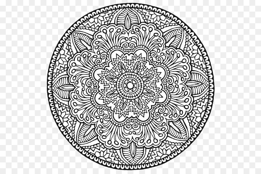 Mystical Mandala Coloring Book Inca Empire Maya civilization ...