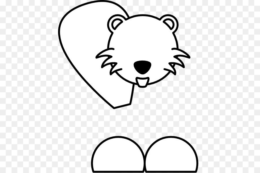 Boyama Sayfaları Kitabı Küçük Resim Amerikan Kunduz Boyama Beaver