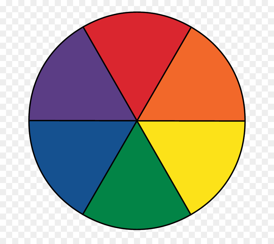 Color wheel Complementary colors Coloring book Color theory - color ...