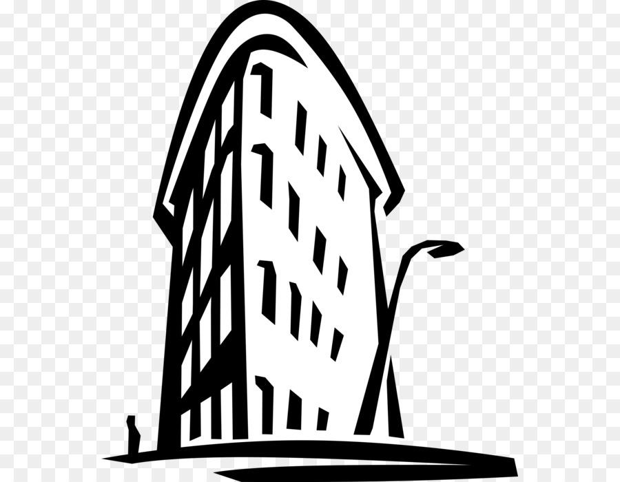 clip art apartment brand building line apartment png download