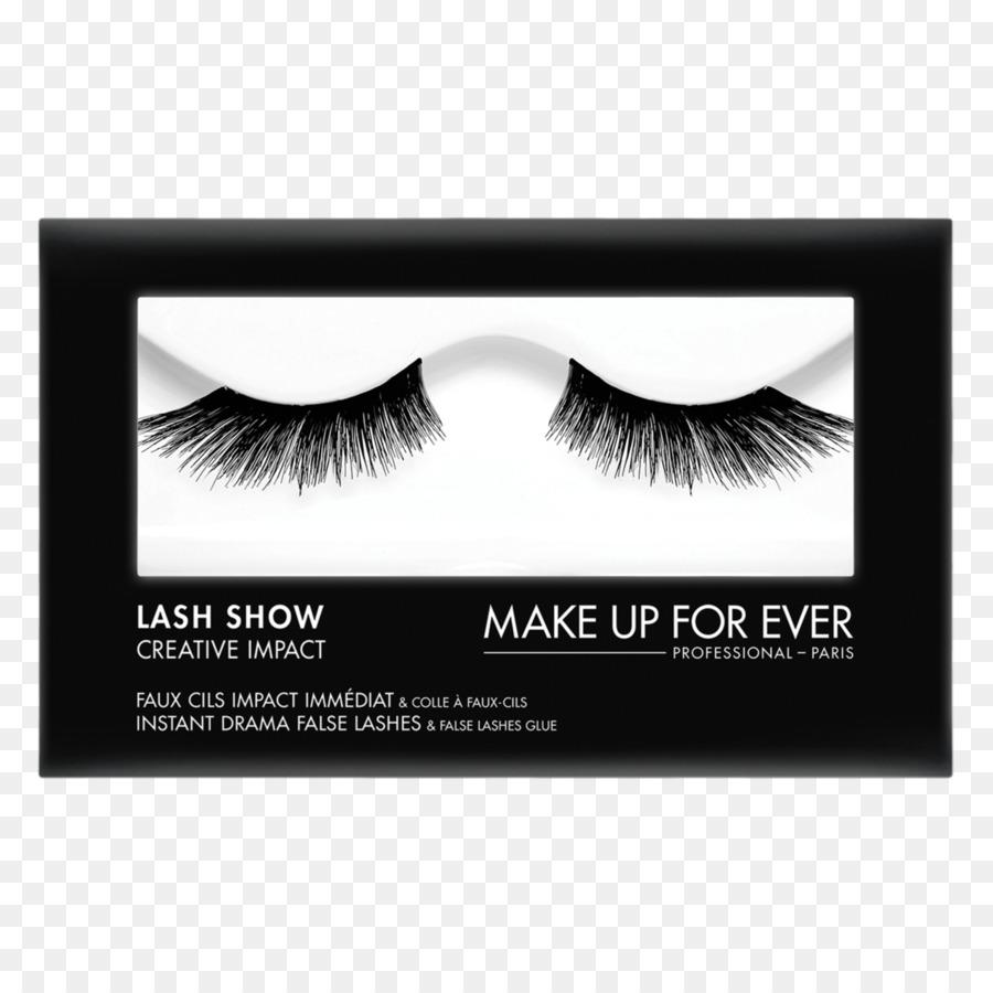 Eyelash Extensions Cosmetics Make Up For Ever Lash Show False Lashes