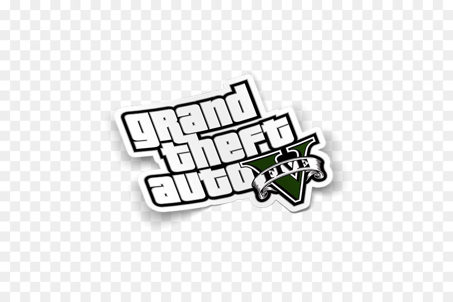 Grand Theft Auto V Text png download - 600*600 - Free Transparent