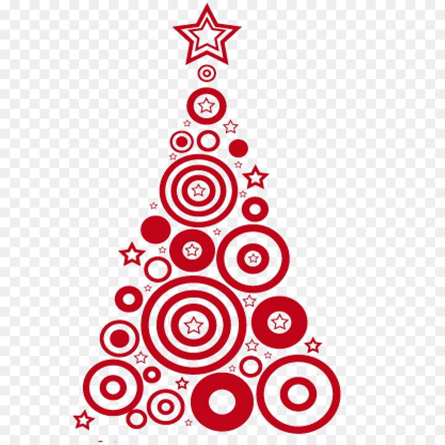 Árvore De Natal De Desenho Do Dia De Natal De Imagem