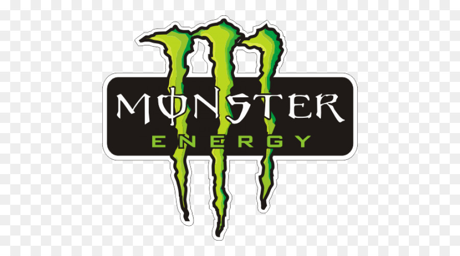 Monster Energy Sticker Car Brand Artikel Monster Energy Logo Png