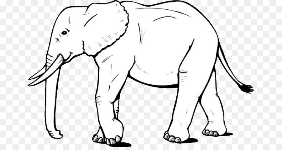 Elefante asiático libro de Colorear para los Elefantes Mundo Día de ...