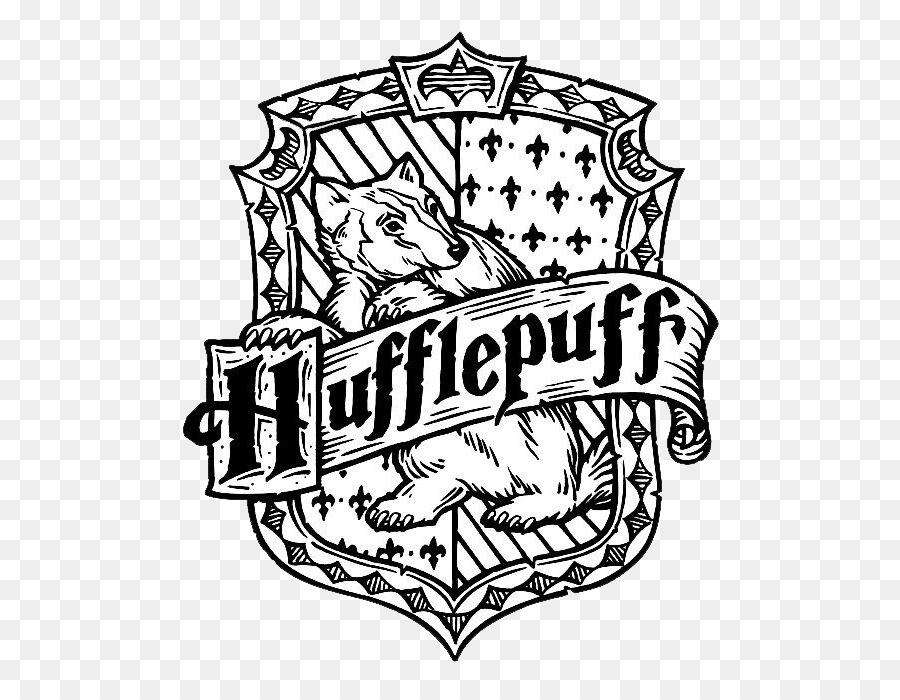 Harry Potter Boyama Kitabı Helga Hufflepuff Boyama Sayfaları